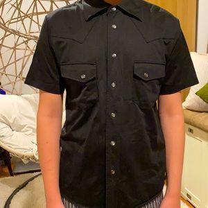 Express short sleeves shirt S